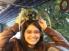 Aracna on Sima's Head