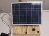 HelioWatcher Solar Panel