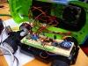 Assembled Car Internals