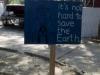 Environmental Sign