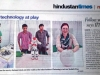 I was featured in an Indian Newspaper
