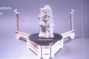 The MakerBot Digitizer